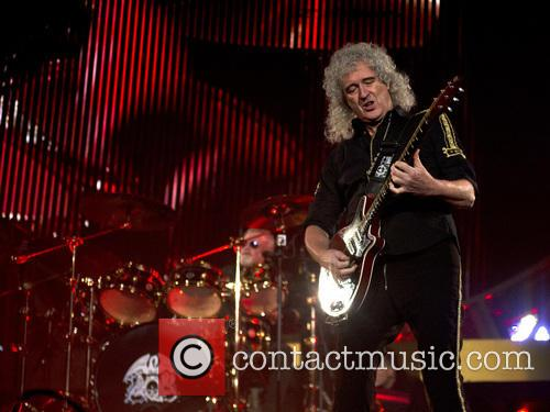 Brian May and Queen 4
