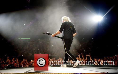 Brian May and Queen 1