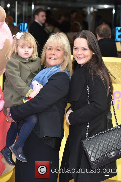 Linda Robson and Guest
