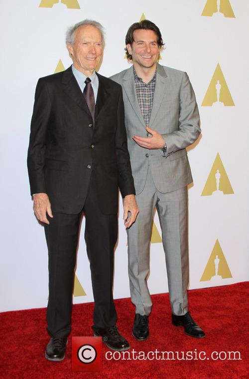 Clint Eastwood and Bradley Cooper 4