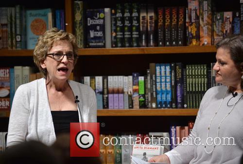 Anita Diamant and Pamela Lear 4