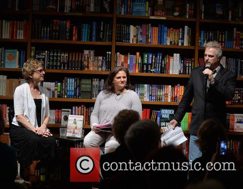 Anita Diamant, Pamela Lear and Steve Moss 2