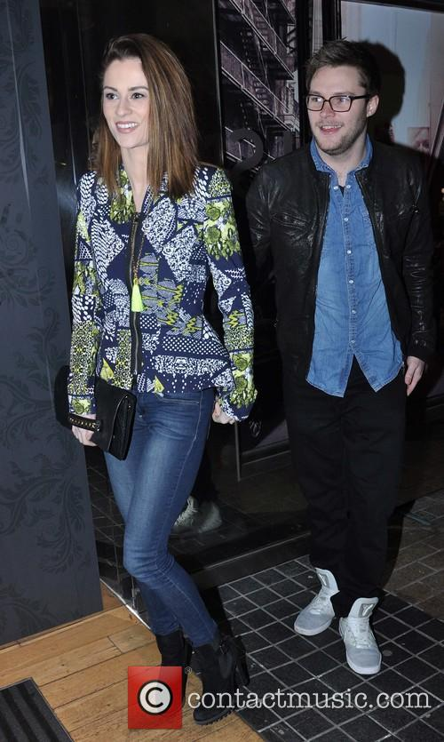 Madeline Mulqueen and Jack Reynor