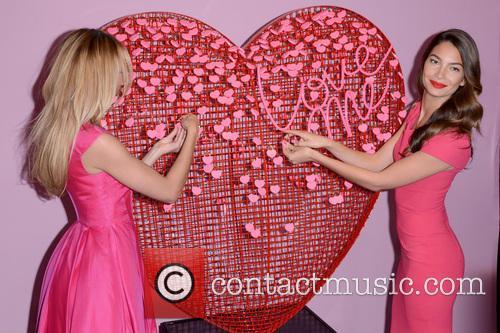 Candice Swanepoel and Lily Aldridge 10
