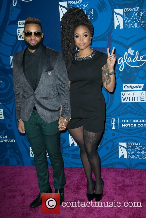Guest and Chrisette Michele