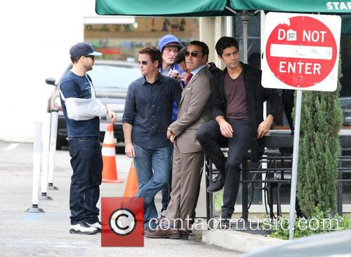 Kevin Connolly, Adrian Grenier, Kevin Dillon and Jeremy Piven