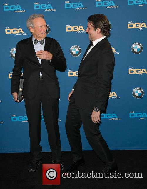 Clint Eastwood and Bradley Cooper 6