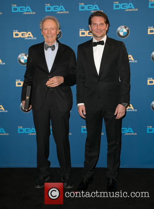 Clint Eastwood and Bradley Cooper 7
