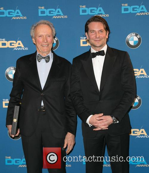 Clint Eastwood and Bradley Cooper 9