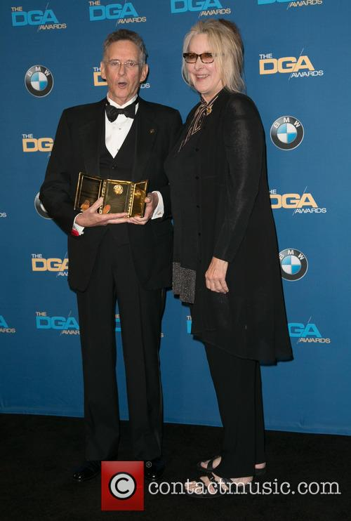 Phillip Goldfarb and Betty Thomas