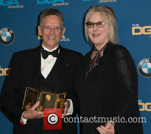 Phillip Goldfarb and Betty Thomas 1