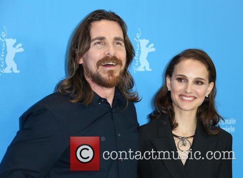 Christian Bale and Natalie Portman 5