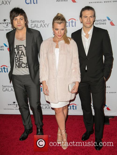 Reid Perry, Kimberly Perry, Neil Perry and The Band Perry 1