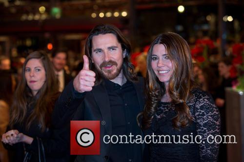 Christian Bale and Sibi Blazic 4