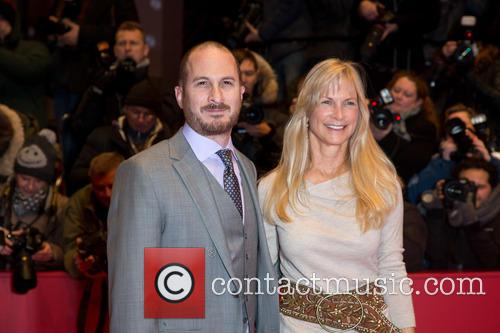 Darren Aronofsky and Martha De Laur 1