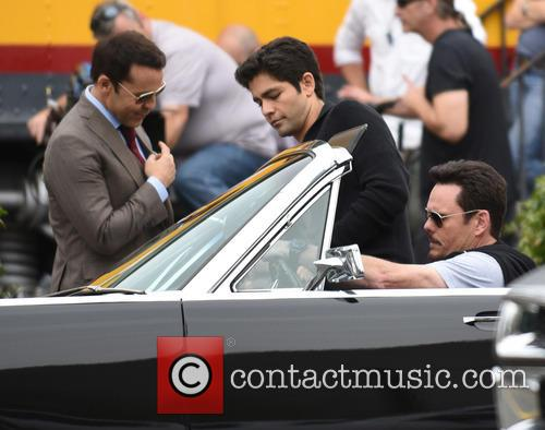 Jeremy Piven, Adrian Grenier and Kevin Dillon