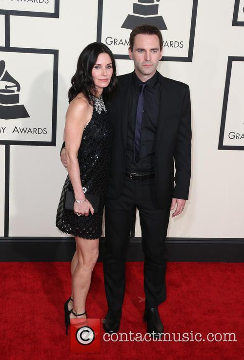 Courteney Cox and John Mcdaid