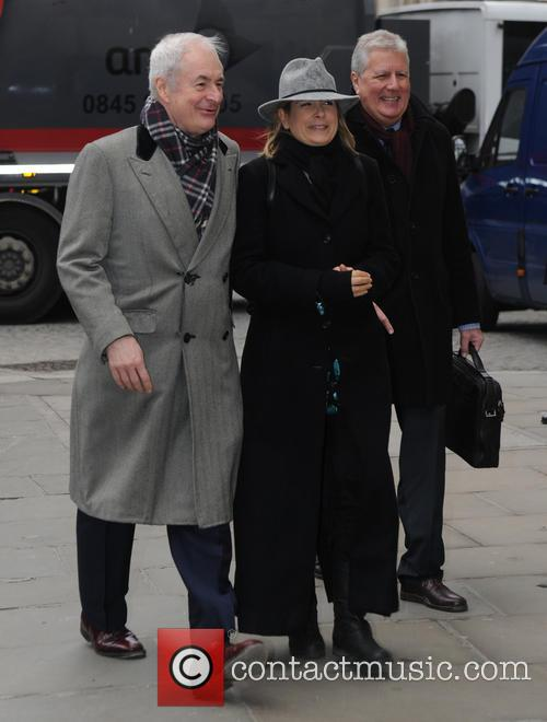 Paul Gambaccini and Penny Smith 2