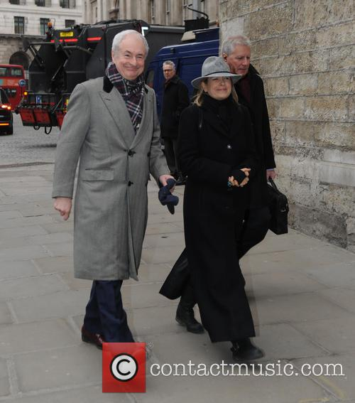 Paul Gambaccini and Penny Smith 1