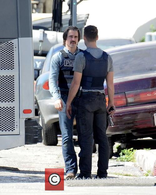 Colin Farrell and Taylor Kitsch 7
