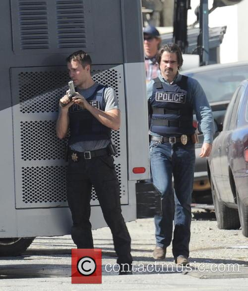 Colin Farrell and Taylor Kitsch 11