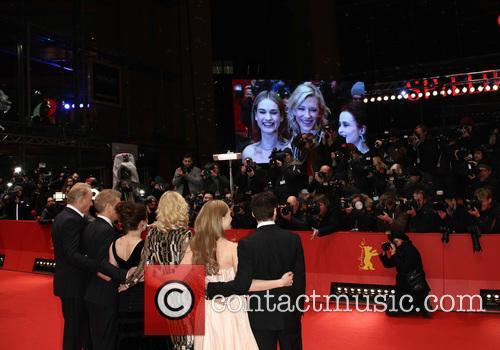 Stellan Skarsgard, Kenneth Branagh, Cate Blanchett, Lily James, Richard Madden and Helena Bonham Carter 4