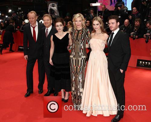 Stellan Skarsgard, Kenneth Branagh, Cate Blanchett, Lily James, Richard Madden and Helena Bonham Carter 1