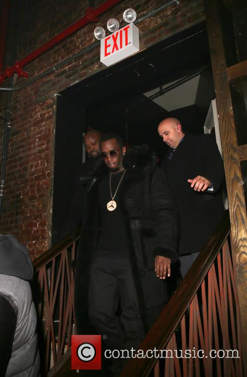 Puff Daddy and P Diddy 4