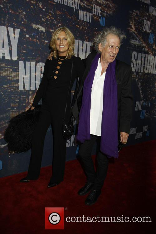 Keith Richards Wife Patti 10