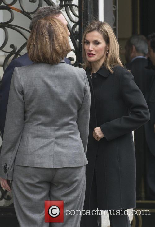 Queen Letizia Of Spain 2