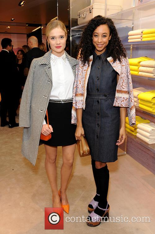 Florrie Arnold and Corinne Bailey Rae 2