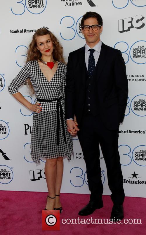 Andy Samberg and Recording Artist Joanna Newsom