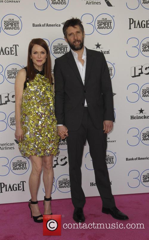 Bart Freundlich and Juliane Moore