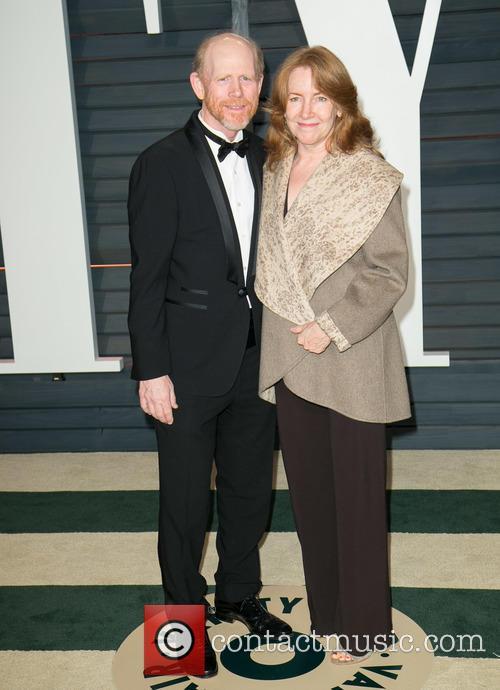 Ron Howard and Cheryl Howard