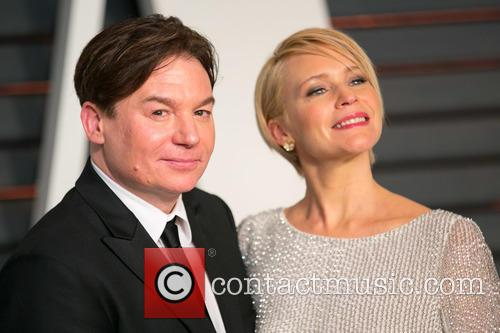 Mike Myers and Kelly Tisdale 1