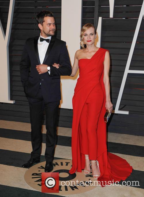 Joshua Jackson and Diane Kruger 3
