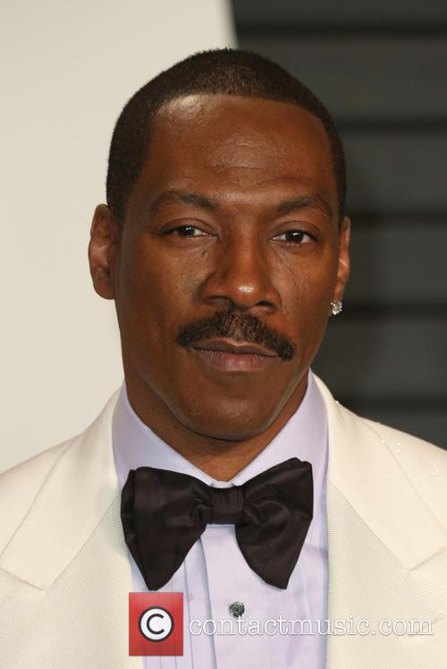 Eddie Murphy Makes His First Onstage Joke In 28 Years And It's About Bill Cosby