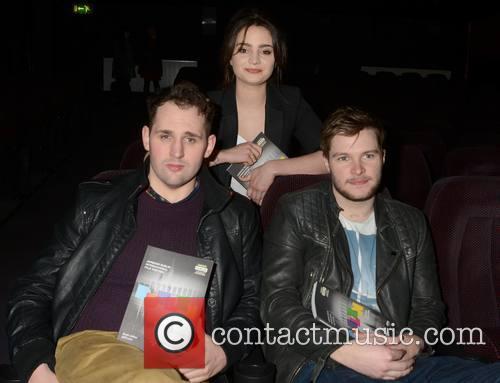 Gerard Barrett, Aisling Franciosi and Jack Reynor 7