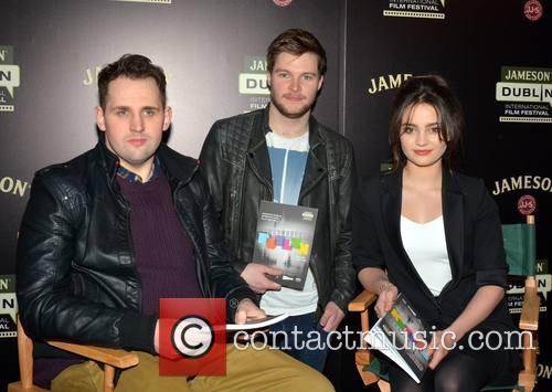 Gerard Barrett, Jack Reynor and Aisling Franciosi 5