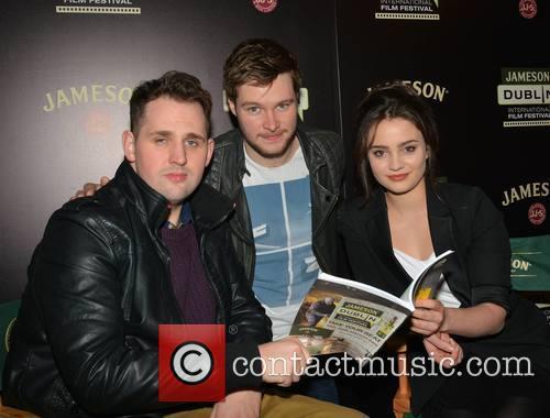 Gerard Barrett, Jack Reynor and Aisling Franciosi 1