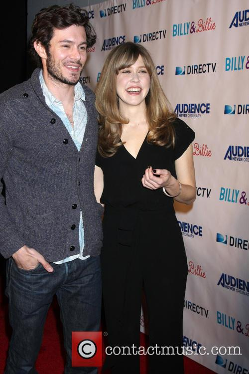 Adam Brody and Lisa Joyce 4