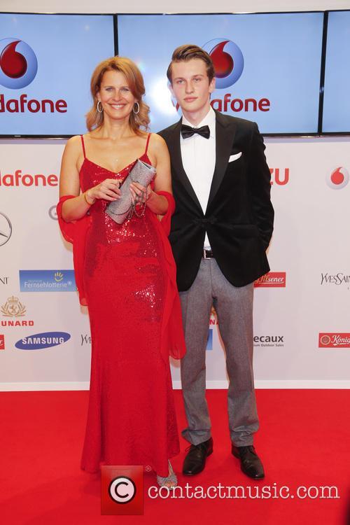 Katrin Mueller Hohenstein and Guest 7