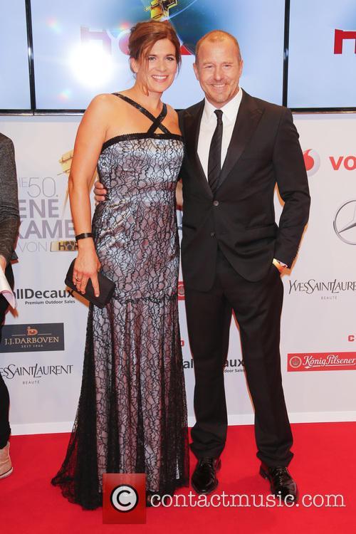 Marie-jeanette Ferch and Heino Ferch 3