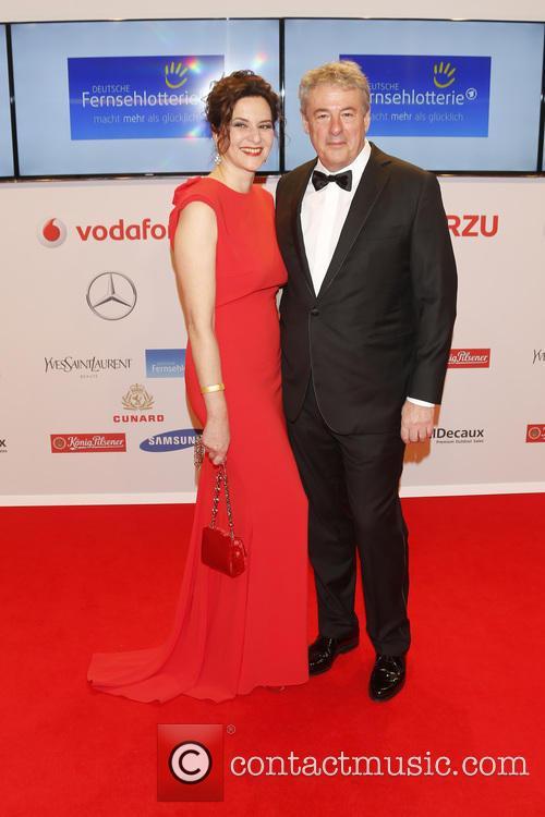 Martina Gedeck and Markus Imboden