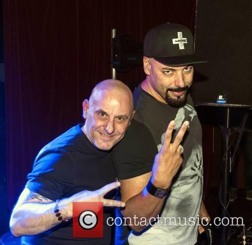 Dj Davy Kaye and Roger Sanchez 1