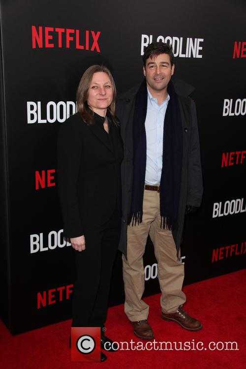 Cindy Holland and Kyle Chandler 1