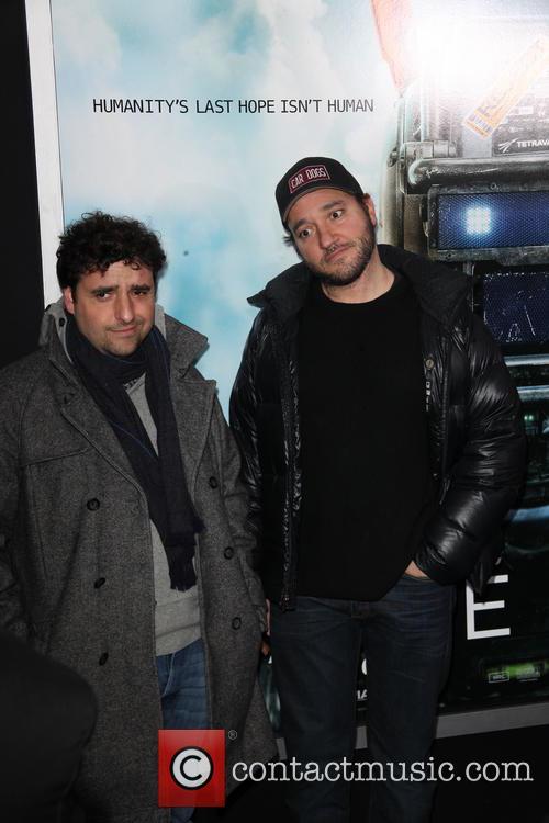 David Krumholtz and Greg Bello 2