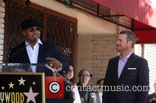Chris O'donnell, Ll Cool J and James Todd Smith 11