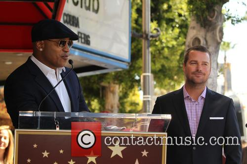 Ll Cool J and Chris O'donnell 2