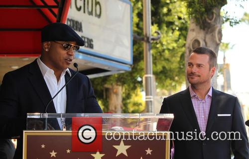 Ll Cool J and Chris O'donnell 3